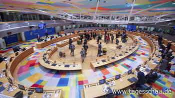 Gipfel in Brüssel: EU uneins - bei fast allem