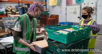 Bristol charity tackling food waste faces supply issues due to HGV driver crisis
