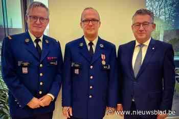 """Politie-inspecteur Michel krijgt medaille voor heldendaad: """"Ik deed gewoon wat op dat moment het meest logische was"""""""