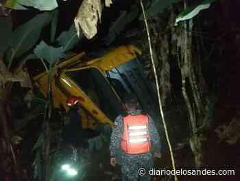 Joven pierde la vida en accidente ocurrido en Tierra Negra Boconó - Diario de Los Andes