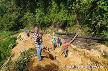 Boconó: Instituciones y comunidades reemplazaron tubería y arreglaron trayecto vial - Diario de Los Andes