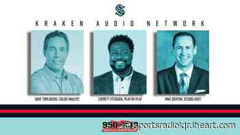 The faces you'll meet, the voices you'll hear for Kraken hockey on 950 KJR   Seattle's Sports Radio 950 KJR   Seattle Kraken - Fox Sports Radio