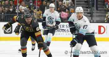NHL Pacific Division Weekly: Kraken's slow start leaves division wide open - Fear the Fin