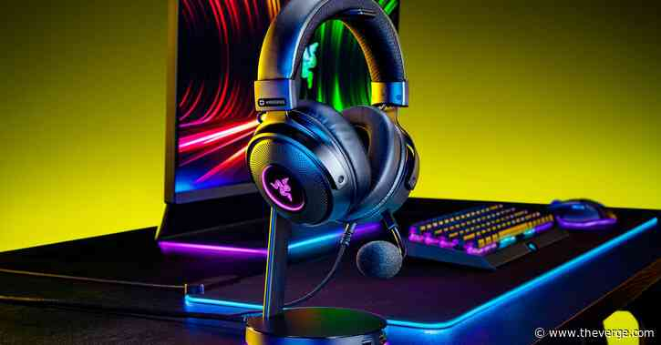 Razer's Kraken V3 headsets offer a redesigned look with refined sound - The Verge