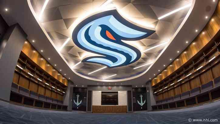 Kraken arena in Seattle ready for home opener against Canucks - NHL.com