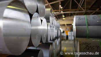 Industrie befürchtet Aluminium-Engpass
