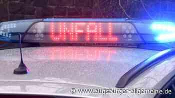 Fußgänger wird bei Unfall in Lechhausen schwer verletzt