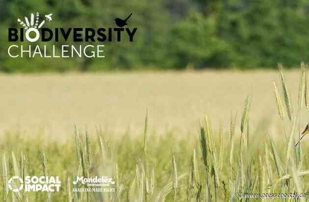 Biodiversity Challenge von Mondelez Deutschland: Das sind die Gewinner*innen! / Ideengeber*innen zur Förderung der Artenvielfalt freuen sich über ein Preisgeld von insgesamt 50.000 Euro
