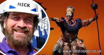 Nick Knowles thrilled by DIY SOS reference in Disney's The Lion King