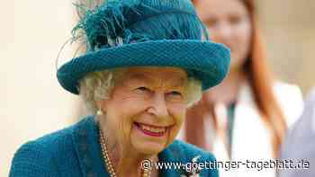 Die Queen ist nach Krankenhausaufenthalt wieder auf Schloss Windsor – und am Schreibtisch