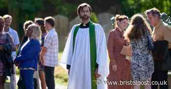 Sneak preview of David Tennant in BBC and Netflix's Inside Man