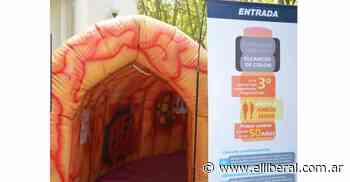 Desde hoy en el Hospital Regional concientizarán sobre el cáncer de colon - El Liberal Digital