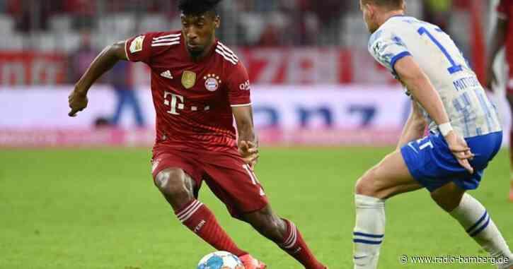 Bayern-Coach Nagelsmann lobt Coman: «Herausragender Spieler»