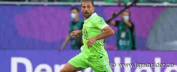 VfL Wolfsburg: Admir Mehmedi laboriert an Muskelverletzung - LigaInsider