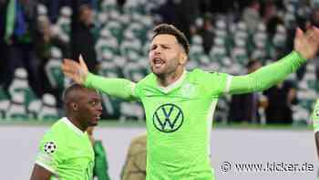 VfL Wolfsburg: Renato Steffens alarmierender Appell - kicker - kicker