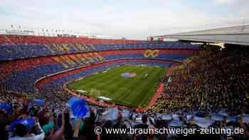 Ohne Ronaldo und Messi: Clasico der gefallenen Riesen