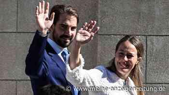 Prinz Philippos & Nina Flohr: Generalprobe vor der royalen Hochzeit in Athen