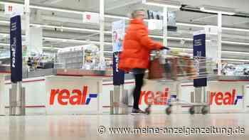 Real-Zerschlagung: Rewe übernimmt ersten Standort