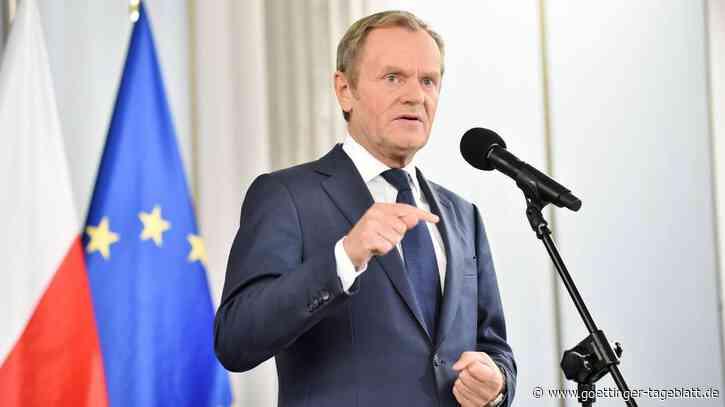 Oppositionsführer Tusk: Polens Regierungspartei PiS ist ein Problem für die ganze EU