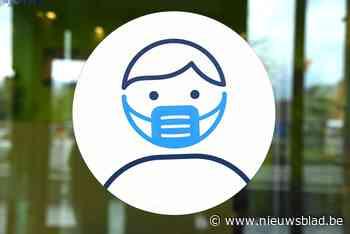 Anzegem vraagt om mondmasker te dragen binnen, ook als het niet verplicht is