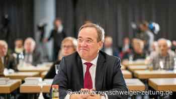 Armin Laschet tritt am Montag als Ministerpräsident ab