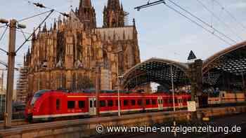 Bahn: Fällt der Zug aus? Baustellen und Verspätungen in NRW