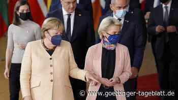Letzter EU-Gipfel: Angela Merkel verlässt die europäische Bühne