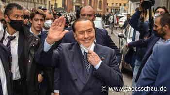 Italien: Berlusconi plant offenbar Comeback