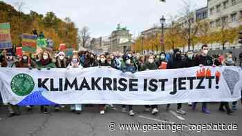 Druck auf Ampel-Koalitionäre: Fridays for Future protestiert erneut in Berlin