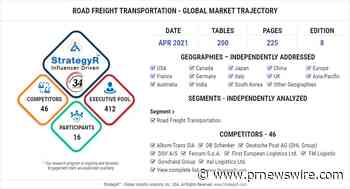 With Market Size Valued at $4.7 Trillion by 2026, it`s a Stable Outlook for the Global Road Freight Transportation Market