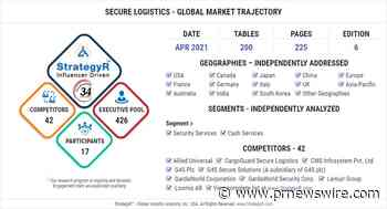 A $89.8 Billion Global Opportunity for Secure Logistics by 2026 - New Research from StrategyR