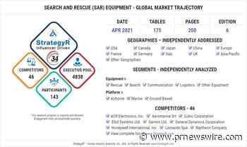Global Search and Rescue (SAR) Equipment Market to Reach $130.1 Billion by 2026