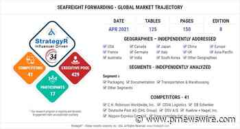 Valued to be 71.2 Million TEUs by 2026, Seafreight Forwarding Slated for Flat to Modest Growth Worldwide