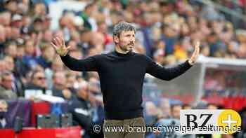 VfL-Trainer Mark van Bommel auf der Suche nach alten Tugenden