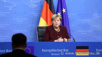 Gipfel-Ende in Brüssel: Merkel sieht noch viele Baustellen