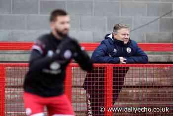 Crawley manager John Yems on Southampton's Will Ferry