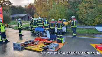 Massencrash auf der A1 – Es gibt zahlreiche Verletzte