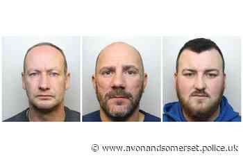 Trio jailed in connection with burglaries at student properties in Bristol