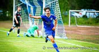 SG Mettlach-Merzig erwartet in Fußball-Saarlandliga den SV Auersmacher - Saarbrücker Zeitung