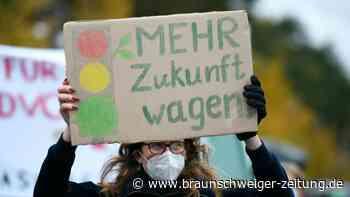 Klimastreik: Das erhoffen sich die Demonstranten von den Koalitionsverhandlungen