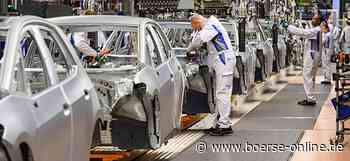 Chip-Krise lastet auf Auto-Quartalszahlen - Besserung erhofft