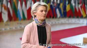 Von der Leyen will vor weiteren Schritten gegen Ungarn und Polen auf Urteil des Europäischen Gerichtshofs warten
