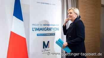 Rechtsaußenpolitikerin Le Pen unterstützt Polen im Streit mit der EU