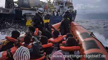 """410 Flüchtlinge dürfen mit """"Sea-Watch""""-Schiff in Italien anlegen"""