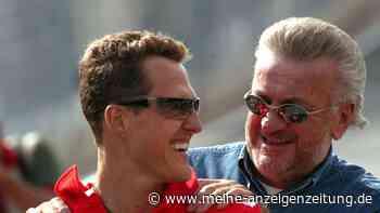 """Schumachers Ex-Manager Willi Weber überrascht mit Aussagen: """"Stelle mir vor, er lebt in Australien"""""""