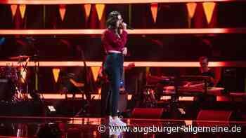 "Augsburger Studentin tritt am Sonntag bei ""The Voice of Germany"" auf"