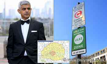 London Mayor Sadiq Khan to continue with controversial plans for ultra-low emission zones