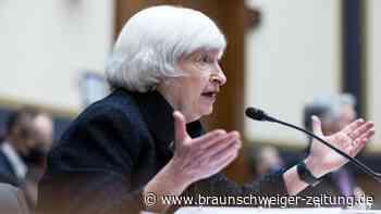 USA: Defizit auf rund 2,8 Billionen US-Dollar gefallen