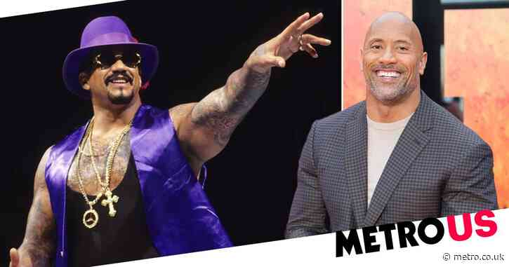 WWE's Godfather wasn't allowed to travel with Dwayne 'The Rock' Johnson after cannabis mix-up