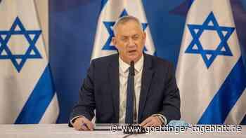 Nahost-Konflikt: Israel erklärt Menschenrechtsgruppen zu Terrororganisationen